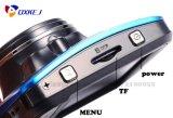 Argent-Barrage visuel d'éclairage LED de Registrator d'enregistreur d'appareil-photo du véhicule Gt300