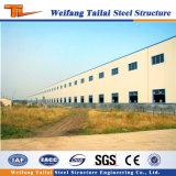Edificio prefabricado del marco de estructura de acero del Largo-Palmo del surtidor de China