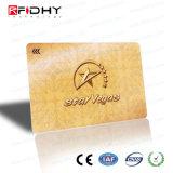 접근 제한을%s 고주파 읽기 쉬운 Ntag203 RFID 카드