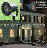 Светлый свет сада лазера датчика для украшения здания дома рождественской елки