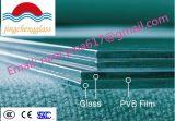 10,76 mm claro vidrio laminado de seguridad con alta calidad