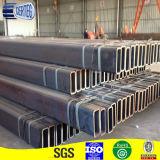 Tubo rectangular del tubo rectangular del negro del acero de carbón