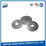 Aço inoxidável personalizado/metal folha de bronze que carimba partes com processamento fazendo à máquina