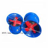 Ventilatore a flusso assiale dei materiali di alluminio