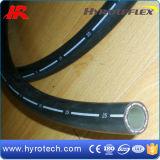 Boyau automobile tressé R134A de climatisation de qualité de boyau de cinq couches