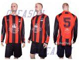 2015新しいデザインスポーツ・ウェアのサッカーのジャージーのフットボールのワイシャツ