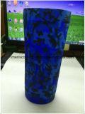 Haut de page Vendeur Motif fleurs Hydro Films pour le peigne de tasses et de l'usage quotidien (BDA136-1F)