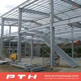 La construcción certificada ISO de la estructura de acero almacena