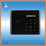 125kHz e 13.56 sistema do controle de acesso da porta do megahertz RFID com Readert e cartão