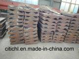 Les chemises de prix d'usine Wear-Resistant Mill/doublures pour tous les Kilnds de moulins