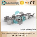 Lo SGS ha certificato di pepita di cioccolato di prezzi bassi che depositano la fabbrica della Cina della macchina