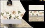 Tegel van de Muur van Inkjet van de badkamers de Ceramische Verglaasde