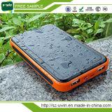 Chargeur solaire portatif de capacité réelle pour Smartphone