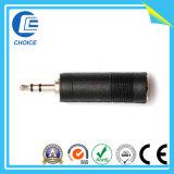 Plugue estéreo de 3,5 mm para cabo AV