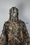 Manteau léger respirant de camouflage pour les adultes à aller à la pêche