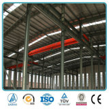 Structure en acier préfabriqués construction rapide de l'entrepôt pour jeter/stockage/usine/atelier