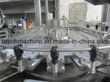 El animal doméstico automático embotella la cadena de producción del jugo