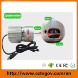 Imperméable à l'eau CCTV Night Vision Infrarouge Carte SD Sécurité IR Bullet Camcorder