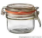 Miniglaskanister 100-300ml mit luftdichter Dichtung für Speichereiscreme