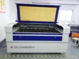 Scherpe Machine van de Laser van Co2 van Doube de Hoofd voor Doek 1600X1000mm van het Leer