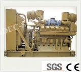 La gasificación de gas de paja de generación de energía de biomasa (500KW).
