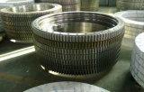高度耐性のステンレス鋼の工学のための螺旋形の鍛造材のリングギヤ