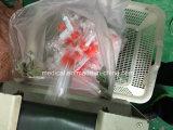 مستهلكة بلاستيكيّة كرسيّ مختبر وعاء صندوق مع ملعقة