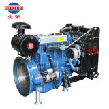 Motor diesel de potencia media