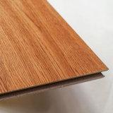 Hôtel/Restaurant Grain du bois de gros de l'épaisseur de 9,5mm WPC Indoor Flooring