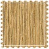 Pisos laminados en relieve de la Junta de patrón de pino para el hogar pavimento piso