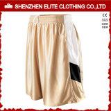 Hombres Sublimación Pantalones cortos de baloncesto con bolsillos