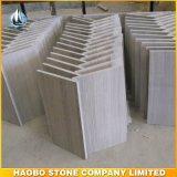 Het Grijze Houten Marmer van China voor Vloer
