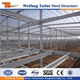 Светлые строительные проекты датчика мастерской стальной структуры