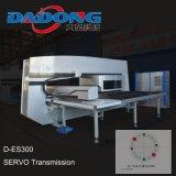 D-S300 CNC punzón de torreta Servo accionamiento electro/Prensa punzonadora Precio