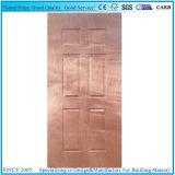 高品質の厚さの3.6mm形成されたドアの皮のサイズの合板