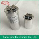 Алюминиевое Case Round Type Cbb65 Air Condition 5UF 250V Capacitor
