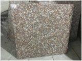 工場価格の建築材料G687はモモの赤の花こう岩をタイルを張る