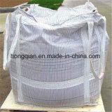 Grosser 1 Tonnen-Beutel China-pp. FIBC für Sand, Baumaterial, Chemikalie, Düngemittel, Mehl, Zucker