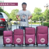 中国の製造所の安い価格の荷物袋のトロリー荷物4つの車輪が付いている一定旅行袋