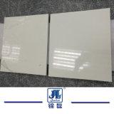 Marbre artificiel pierres de couleur blanc pur conçu pour les carreaux de plancher/mur