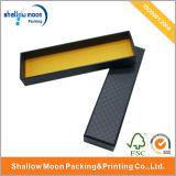 Коробка упаковки ручки подноса логоса горячая штемпелюя внутренняя (QY150008)