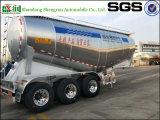BulkOplegger 3 van de Aanhangwagen van Bulker van het Aluminium van Mnufacturer van Shengrun de Tanker van het Cement van Assen met Uitstekende kwaliteit