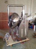 Machine d'enduit multifonctionnelle de sucre, machine d'enduit de pillule, machine d'enduit de comprimé utilisée dans l'industrie alimentaire