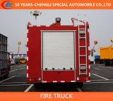De Vrachtwagen van de Brand van het Schuim van HOWO 6X4 10 Cbm/de Vrachtwagen van de Brand HOWO 3axles