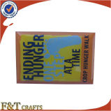 Pin офсетной печати, Pin отворотом (FTBG014H)