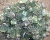 Fluorit des hohen Reinheitsgrad-98%Min CaF2 fasst raues Fluorit-Körnchen zusammen