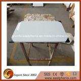 Piedra blanca cristalina, azulejo de piedra de cristal cristalizado nano para el azulejo de la pared