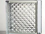 Ясный кирпич стеклянного блока стеклянный (JINBO)