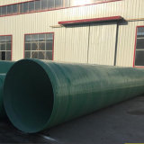 Tubería de FRP para el agua de irrigación que lleva