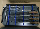 Kit de Instrumento Ortopédico Cirúrgico para Membro Superior